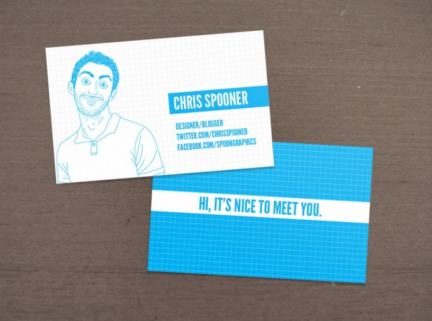 25 tutorials for business card design vandelay design create a print ready business card design in illustrator reheart Gallery