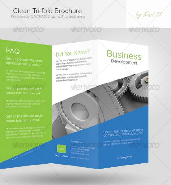 35 Quality Brochure Templates Vandelay Design
