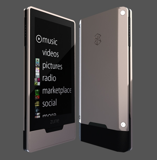 Create a Detailed Zune HD MP3 in Cinema 4D Day 1