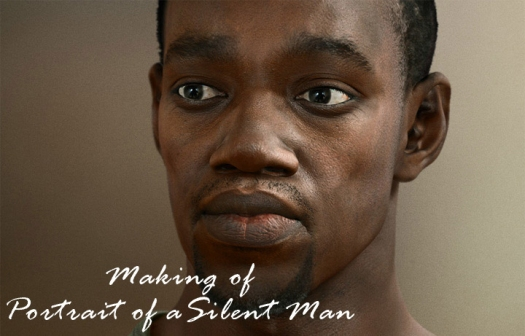 Making of Portrait of a Silent Man