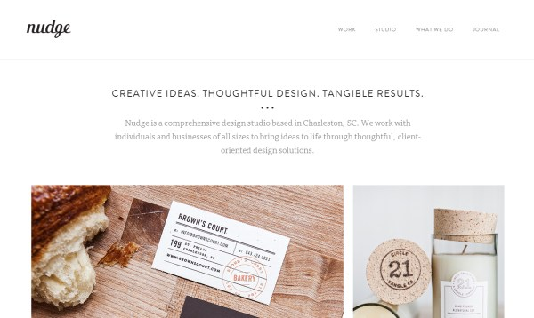 25 Clean Web Designs for Inspiration
