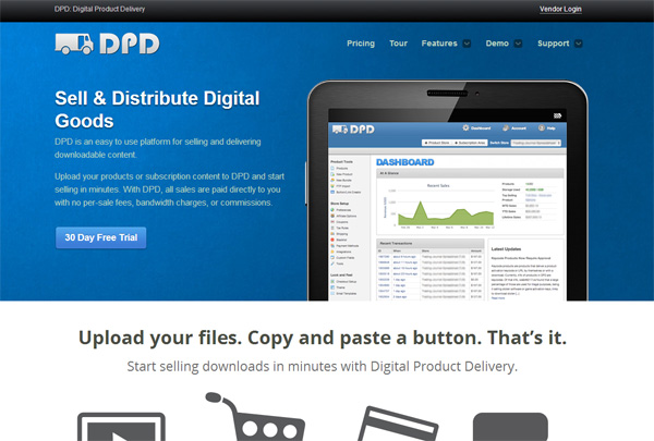 How to Set Up Simple E-Commerce with DPD