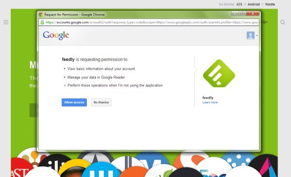 How to Migrate from Google Reader to Feedly