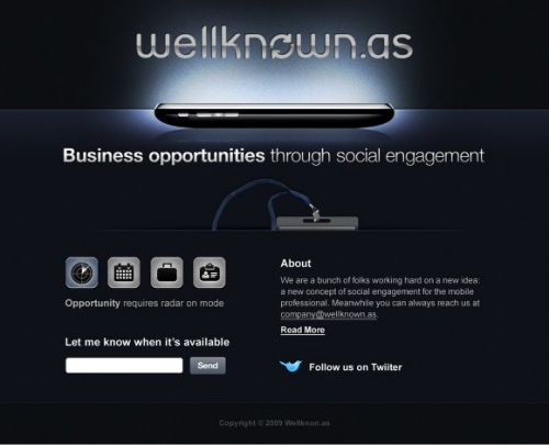 Website Design Tutorial: Wellknown.as Case<