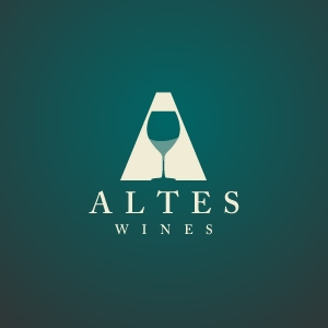 Altes Wines Logo Tutorial