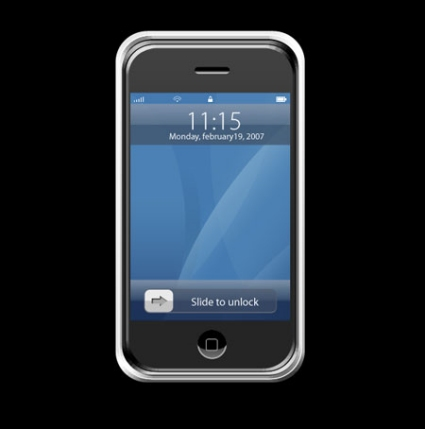 Apple iPhone Mobile Phone Design