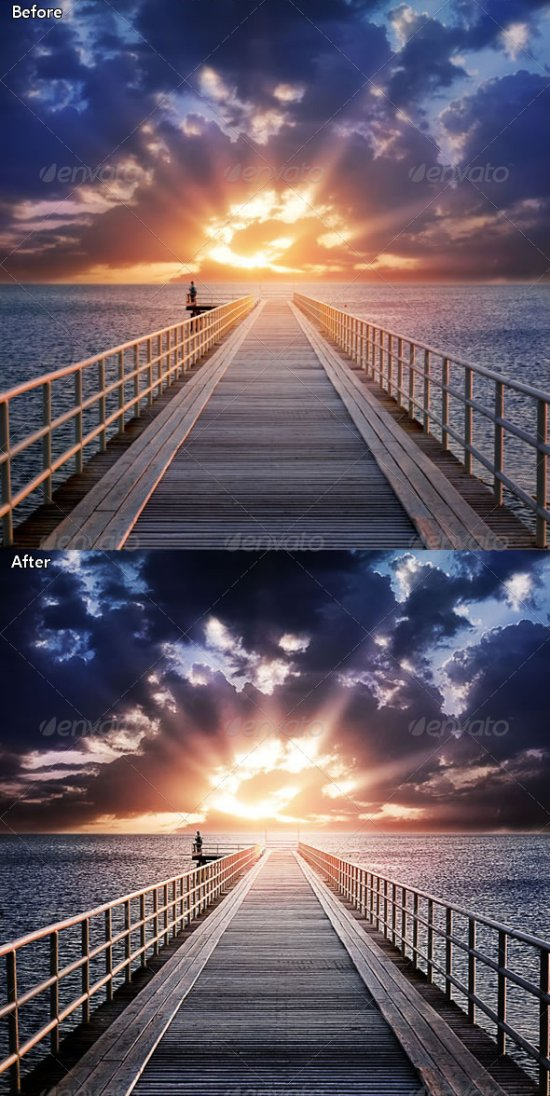 Surreal HDR Actions by mudi