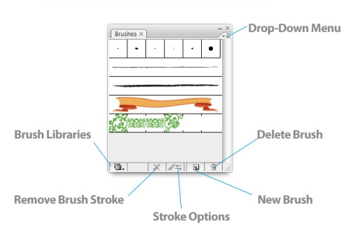 A Comprehensive Guide: Illustrator's Paintbrush Tool and Brush Panel