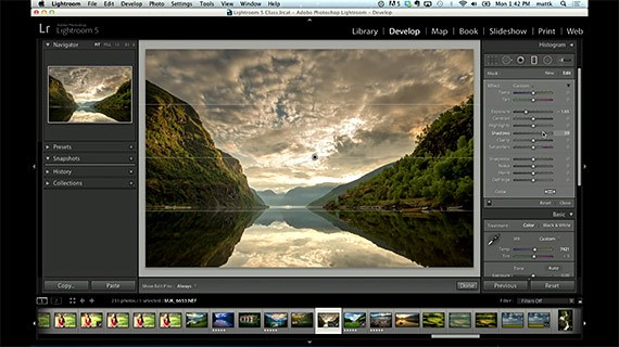 Quick Tip on How to Edit Skies in Adobe Lightroom