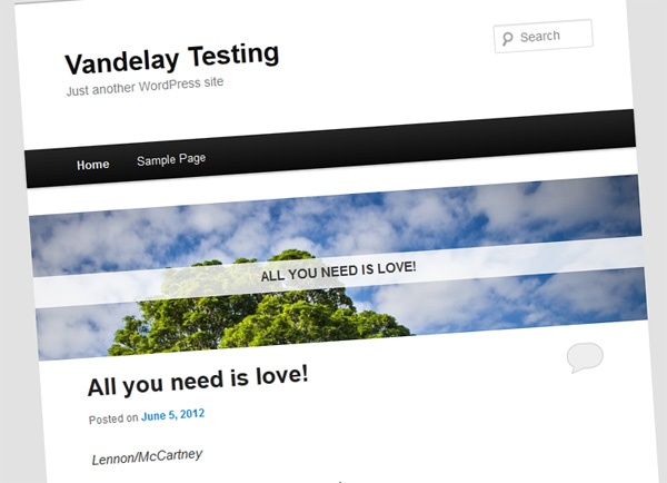 How to Add an Awesome Parallax Banner for Your WordPress Site