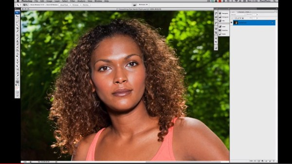 Smoothing Harsh Highlights with Photoshop