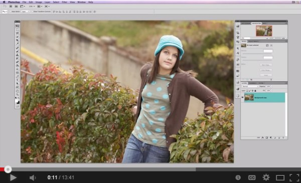 How to Use Photoshop Layer Masks (video)