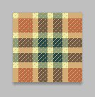 Create a Plaid Pattern in Photoshop