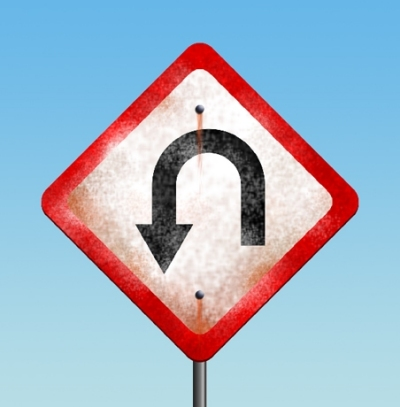 Draw a Road Sign