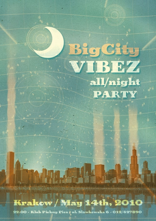 Create a Retro Urban Gig Poster in Photoshop