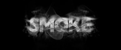 Create Smokey Typography in 12 Steps