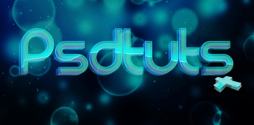 How to Create a Gorgeous Glassy Text Effect