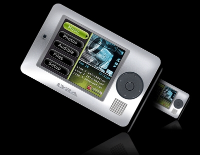 MP3 Player Design