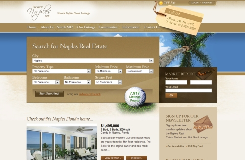 20+ of the Best Real Estate Websites and Templates