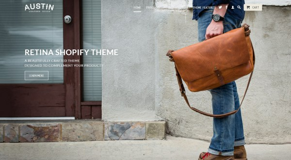 40 Amazing Shopify Themes for E-Commerce Websites