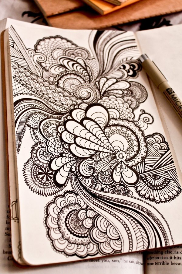 40 Stunning Doodles For Inspiration