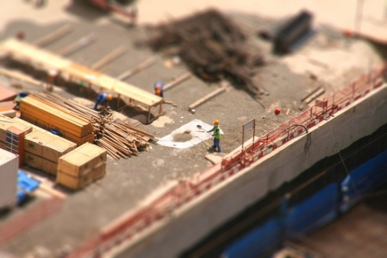 Tilt Shift Photography
