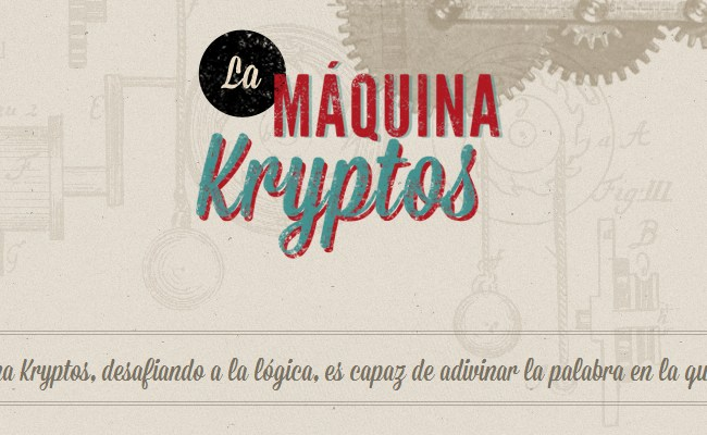 La Maquina Kryptos