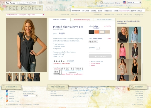 35 Excellent Ecommerce User Interface Designs