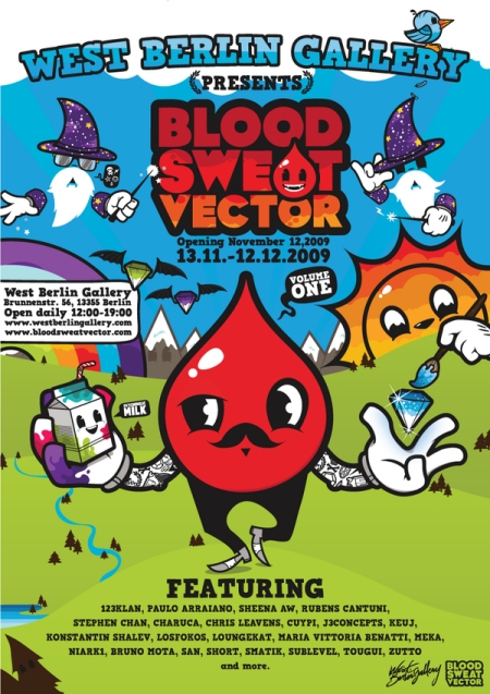 Blood Sweat Vector