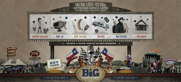 The Big State Festival