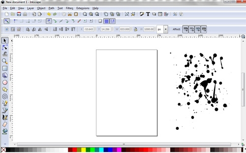 Tutorial: Create A Fun Ink Splatter Vector