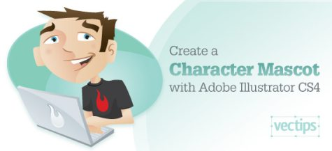 Create a Character Mascot with Adobe Illustrator CS4