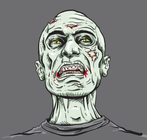 Create a Grisly Zombie Illustration with a Pen Tablet in Illustrator