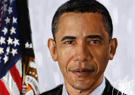 Superb Tutorial of Digital Painting President Obama