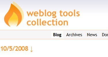 Weblog Tools Collection